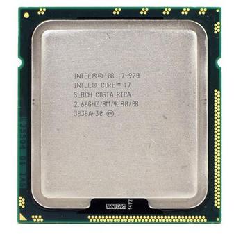 Intel Core I7 920 SLBCH SLBEJ 266 GHz Quad L3 8M Processor Socket