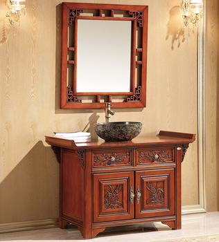 Chinese Style Bathroom Cabinet