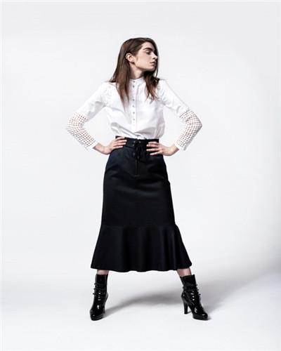 Womens Long Skirt Suits 76