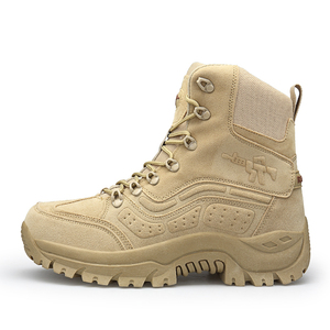 Men's Desert Tactical Combat Delta Boots Hunting Outdoor Hiking Climbing shoes Outdoor Ankle Boots