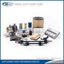 All kinds of Korean Auto Parts