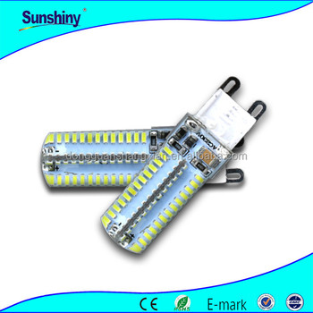 High Power 4000k G9 Led Light Bulb Factory 3014 104smd 360degree ...