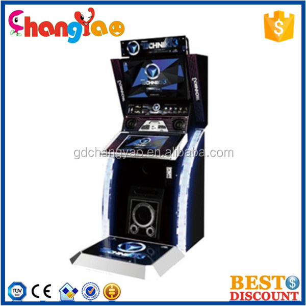 Hot Selling DJ Max Arcade Games Machines For Sale