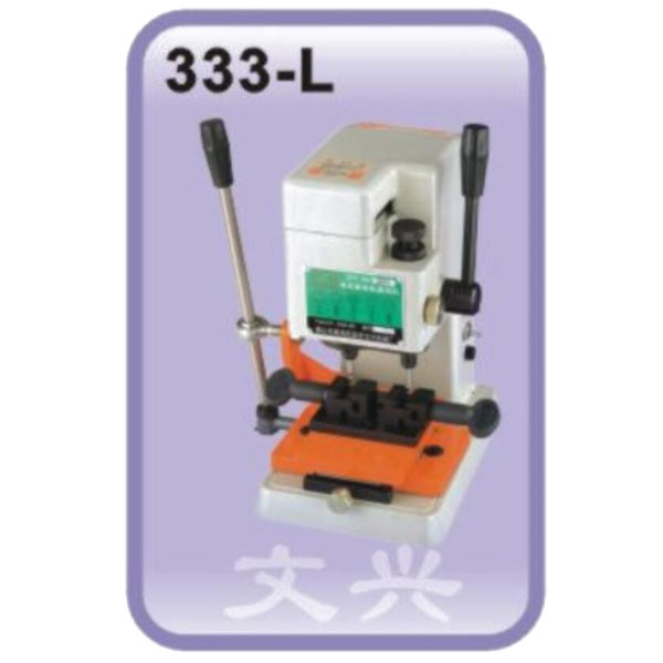 Top Quality Wenxing 333-l Key Cutting Mahcine With Vertical Cutter ...