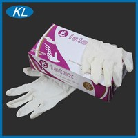 Top No skin irritating used medical used latex rubber gloves wholesale
