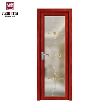 Interior Stained Gl Doors French Frosted One Panel