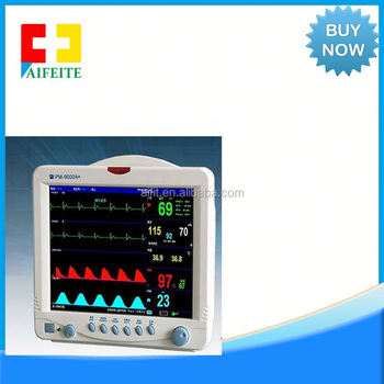 My-c005 Hospital Monitor 12.1 Inch Portable Patient Monitor