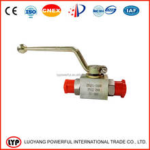 China supply high pressure stainless steel mini ball valve NPT threaded online shopping