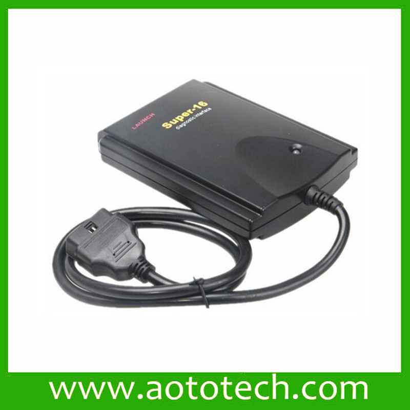 IN STOCK Launch X431 Super 16 Diagnostic Connector Super16 Super-16 Free shipping 1 Years Warranty brand quality 16 super