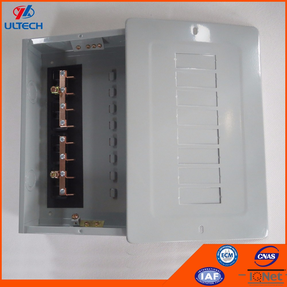 GTLS8F Metal Electrical Control Circuit Breaker Panel Box