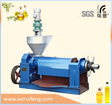 Commercial high oil output cold oil press machine/olive oil making machine/coconut/sunflower seed/rapeseed