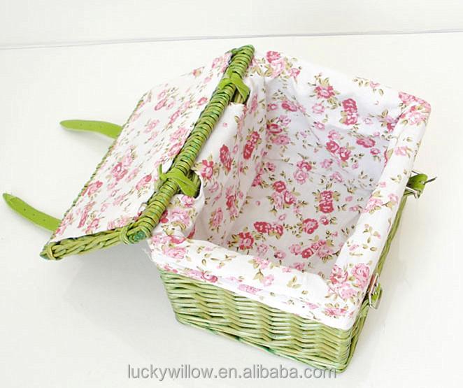 handmade makeup decorative storage basketcosmetic basket - Decorative Storage Baskets