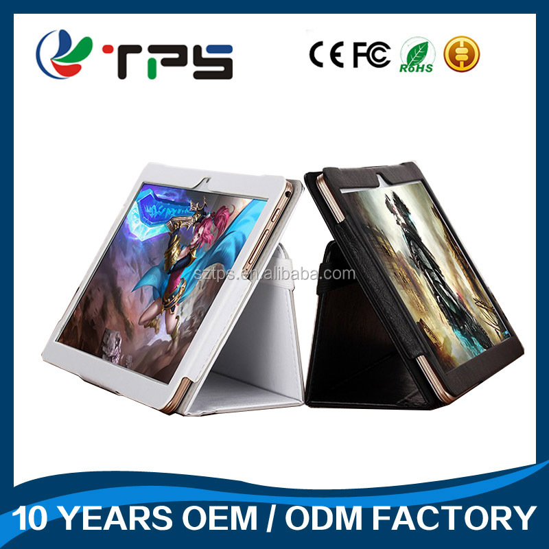 High configuration China tablet 10.1 inch qual core 1280*800 Android tablet pc with 3G/WIFI