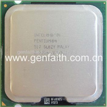 Intel Pentium 4 2.93 Ghz / 1m / 533 Mhz Socket 775 P4-517