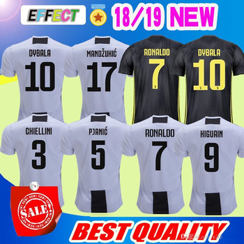 timeless design beb48 ae302 Top Thai Quality 2018 2019 New Juventus Soccer Jersey Ronaldo - Buy  Camisetas De Futbol,Thai Quality Wholesale Soccer Jerseys Cheap,Soccer  Jersey ...