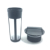 BPA free cold brew glass carafe iced coffee maker with filter and ice tube
