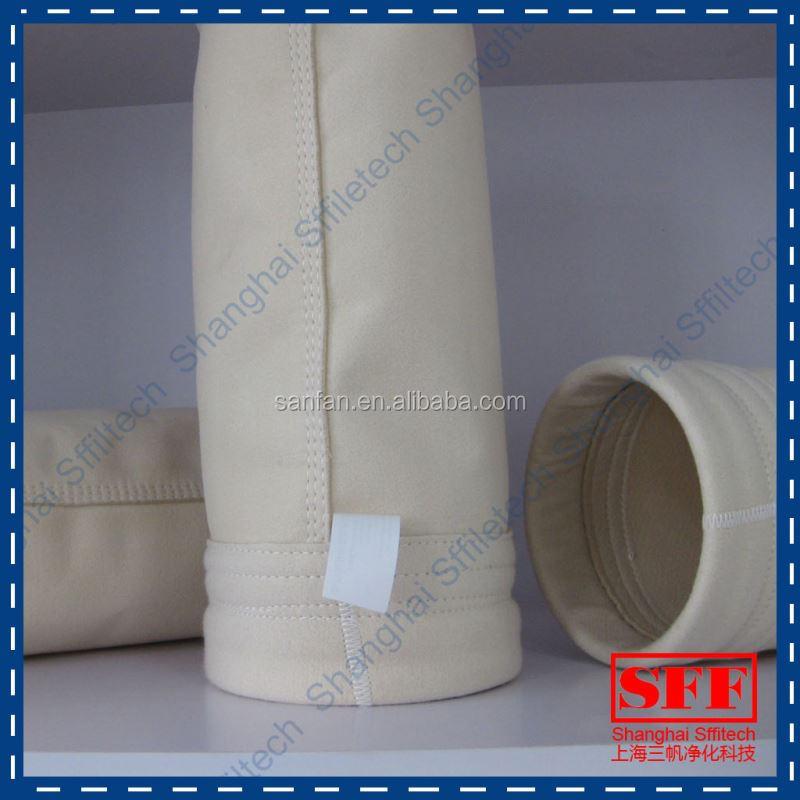 Ptfe Mem Aramid Dust Filter Bag Timber Boiler