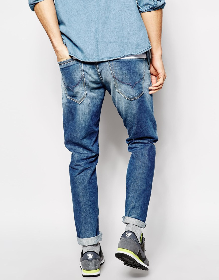 High waisted jeans for mens