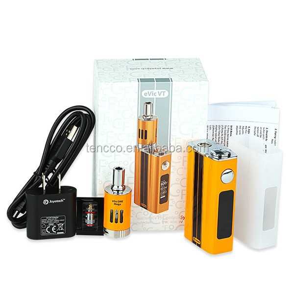 Joyetech eVic 50W VT with Temp Control and eGo one Mega VT Tank / eVic VT
