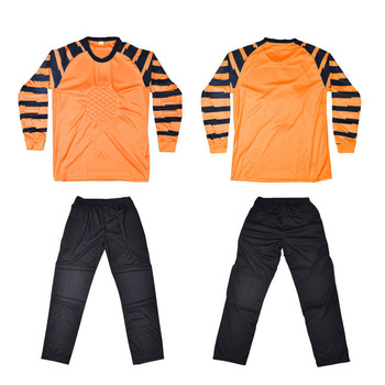 Top Quality Children Soccer Goalie Jersey Set Football Goalkeeper Jersey 98502c256