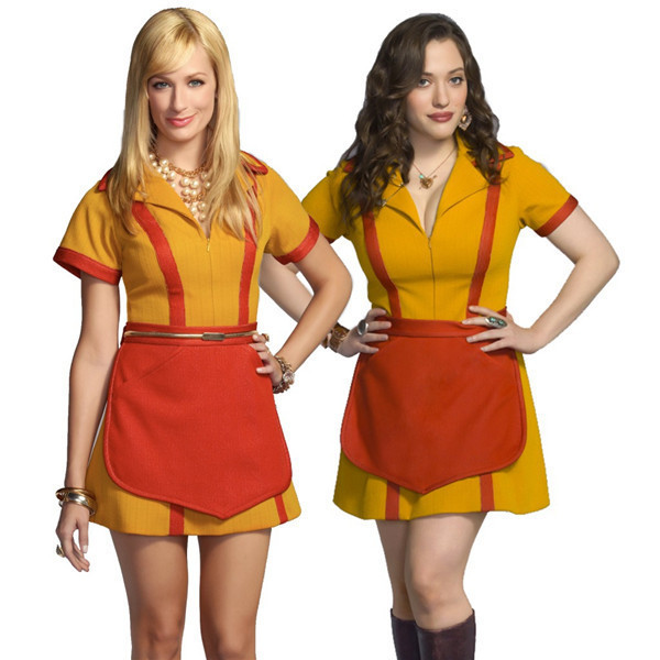 Buy 2015 Sexy American Show 2 Broke Girls Cosplay Costume Max