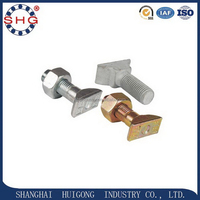 Wholesale high-ranking chrome nuts and bolts