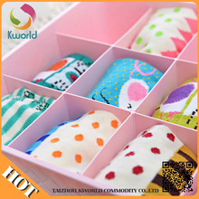 Four color foldable plastic storage container,plastic box containers,plastic storage box