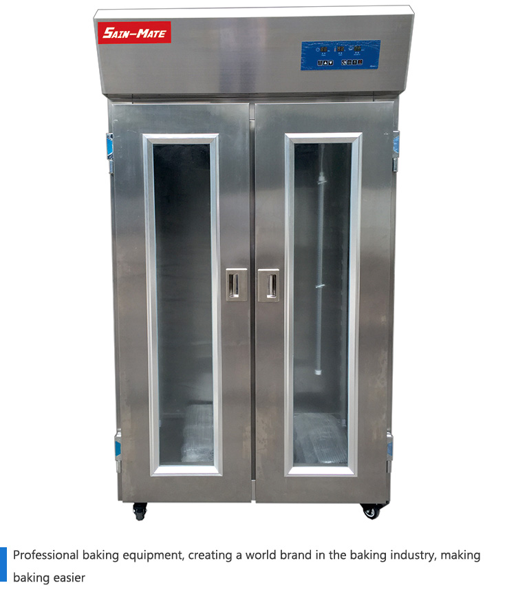 Electric proofer room bread fermentation box bread making proofer dough fermentation proofing machine