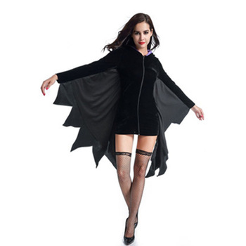 sexy womens bat woman bat girl cosplay halloween costume