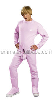 4216022ea25d BRUNO MOVIE PINK PENIS PAJAMA OUTFIT FUNNY HALLOWEEN COSTUME ADULT STANDAR  CM-1690