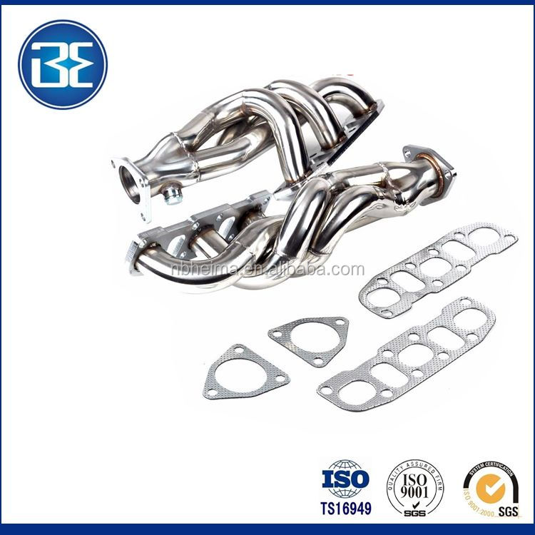 Cheap STAINLESS STEEL RACE MANIFOLD HEADER/EXHAUST FOR 350Z G35 VQ35DE 03-06