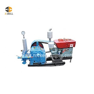 Long Life Multifunctional Small Mobile Mud Pump to suck mud and sand