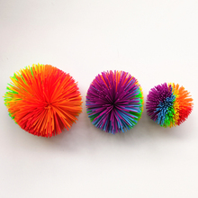 Goedkope Hot Selling Silicone Multicolor Originele <span class=keywords><strong>Koosh</strong></span> Ballen