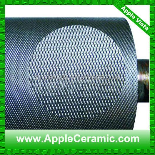 80 2000 Lpi Flexo Printing Engraving Ceramic Anilox Roller