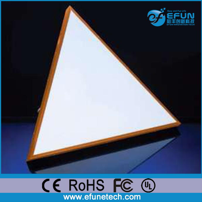 DIY 3d Triangle Shape Decorative RGB Color Changing Led Light Wall Panels