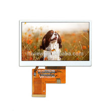 4,3 zoll 480*272 TFT LCD display modul mit touch screen panel, industrielle anwendung