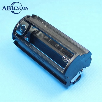 Aa Battery Storage Case Plastic Box Holder For 2 X Aa 1.5v Soldering  Connecting Black   Buy Aa Battery Holder New,Waterproof Aa Battery  Holder,18650 ...