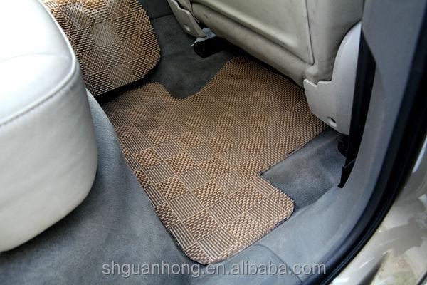 Universal Plastic Diy Car Floor Mats Waterproof