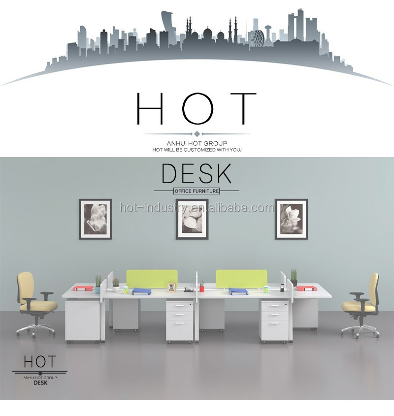 top quality office desk workstation. High Quality Big 4 Person Workstation End Table Office Factory Direct Price Furniture China Top Desk