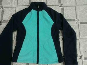 Hot Winter Ladies Polar Fleece Jacket Full Zipper