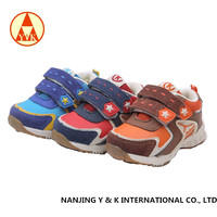 New Style rubber sole kids shoes comfortable colorful kids fancy shoes