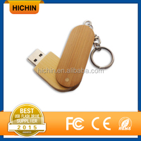Wooden Swivel Memory Stick Duo Pro