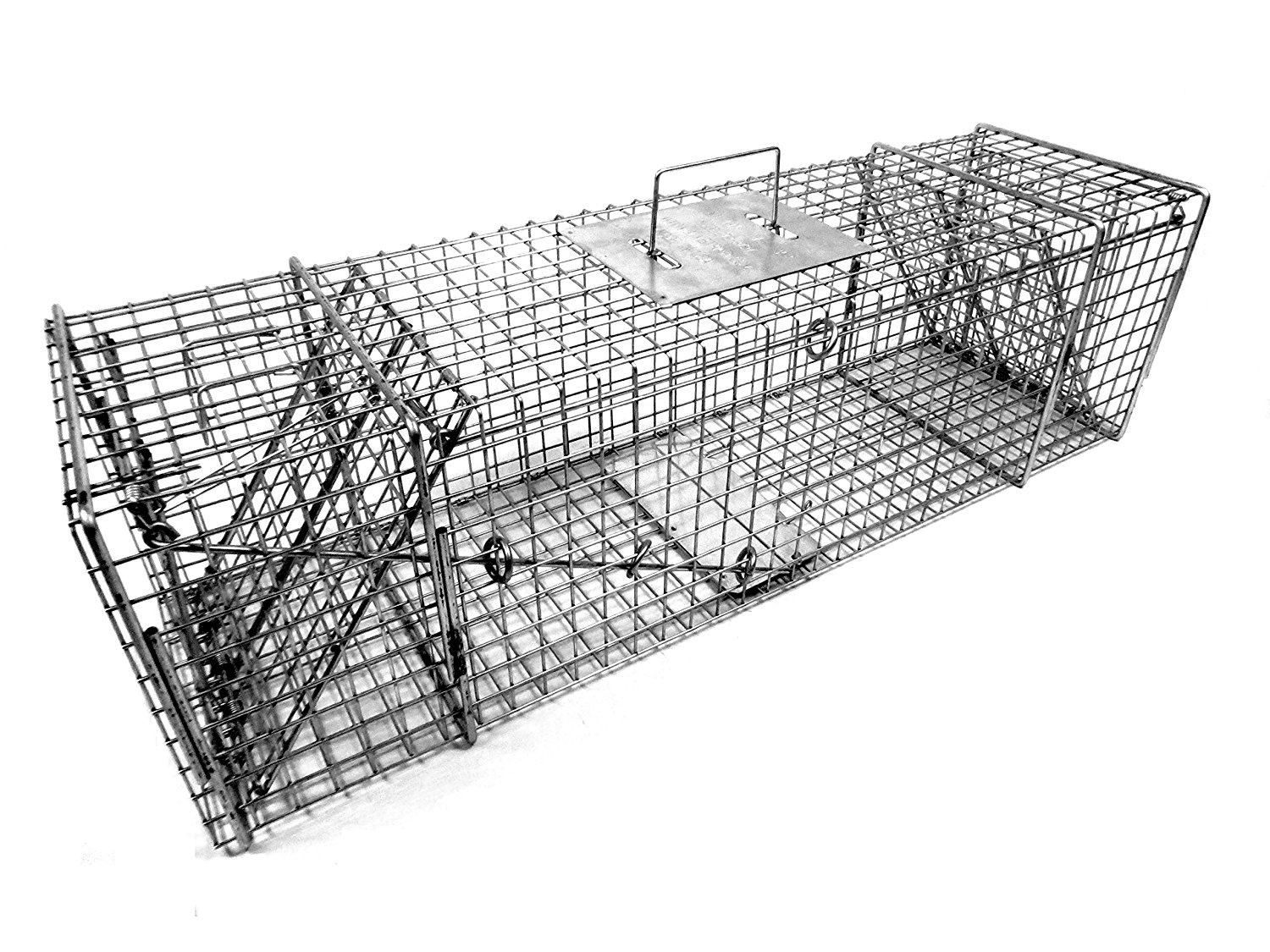 Tomahawk Live Trap Double Door Rodent Trap