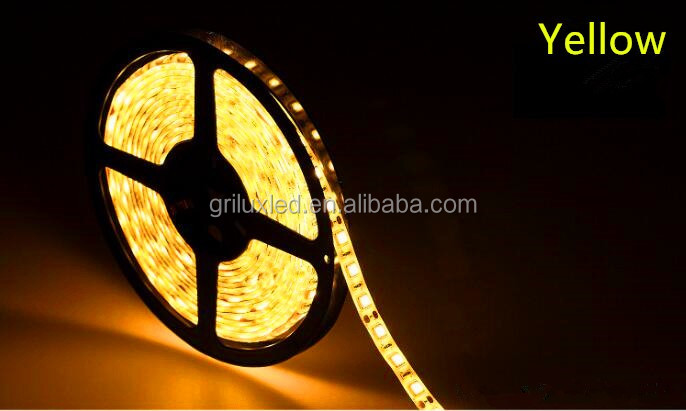 GLX-3528 Professional Factory flat lights rgb addressable led strip light accessories shenzhen manufacturer