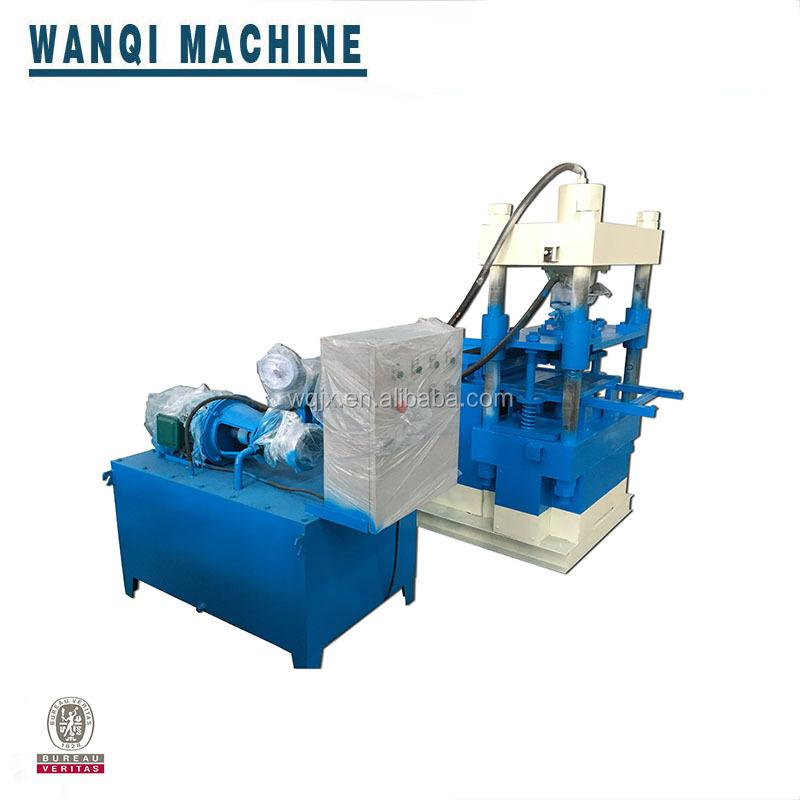Hydraulische pers shisha houtskool machine met hoge druk en stabiele werking