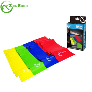 ZHENSHENG durable resistance band set to improve your strength