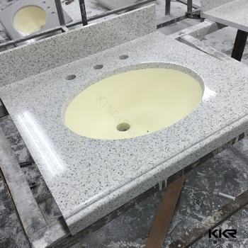 Cut Quartz Kitchen Countertops Hole For Sink/countertop Support