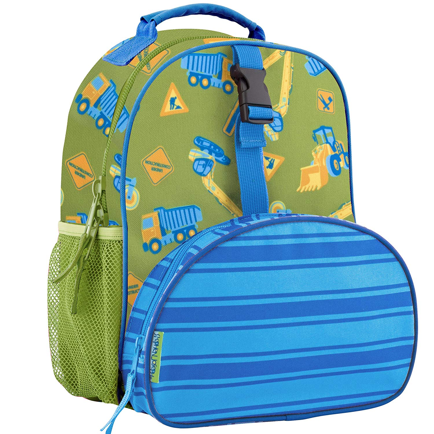 debee07cc5 Get Quotations · Stephen Joseph All Over Print Mini Backpack