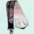 Hot Pink Polyester Sublimation Satin Ribbon Lanyards Bulk With Custom Logo