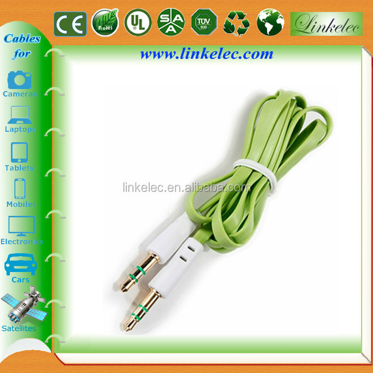 3.5mm salida de audio digital audio cable Cable de serpiente